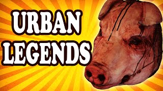 Top 10 Urban Legends You've Probably Never Heard Of — TopTenzNet