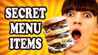 Top 10 Delicious Secret Items That Restaurants Don't Advertise — TopTenzNet