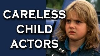 Top 10 Self Destructive Child Actors
