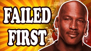 Top 10 Successful People Who FAILED Massively — TopTenzNet