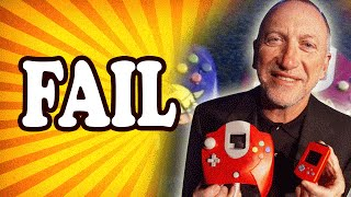 Top 10 Epic Video Game Console Fails — TopTenzNet