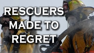 Top 10 Rescuers Made To Regret It By The Rescued