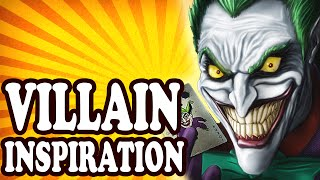 Top 10 Unexpected Inspirations Behind Famous Comic Book Villains — TopTenzNet