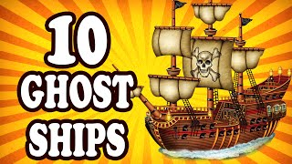 Top 10 Ghost Ships — TopTenzNet