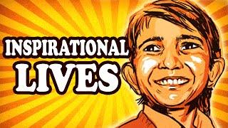 Top 10 Short Inspirational Lives — TopTenzNet