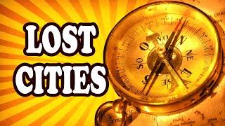 Top 10 Lost Cities — TopTenzNet