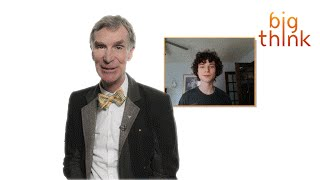 "Hey Bill Nye, ""I Can't Quite Decide What to Do With My Life!"" #tuesdayswithbill"