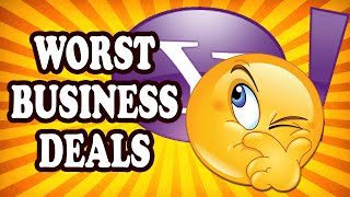 Top 10 Worst Internet Business Deals — TopTenzNet