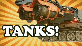 Top 10 Strangest Tanks — TopTenzNet