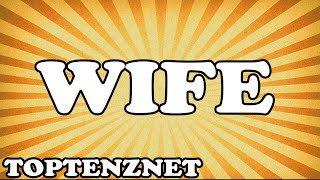 Top 10 English Words With Shameful Pasts — TopTenzNet