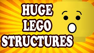 Top 10 Crazy Structures Made With LEGO