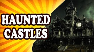 Top 10 Abandoned and Haunted American Castles — TopTenzNet