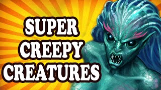 Top 10 Creepy Creatures of the Deep — TopTenzNet