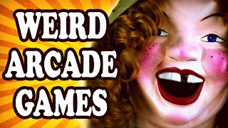 Top 10 Bizarre Arcade Games From Around the World — TopTenzNet
