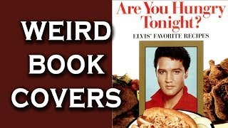 Top 10 Weird Questions on Book Covers