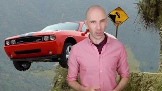 Top 10 Most Dangerous Roads in the World — TopTenzNet