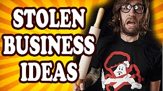 Top 10 Ideas Stolen by Big Business