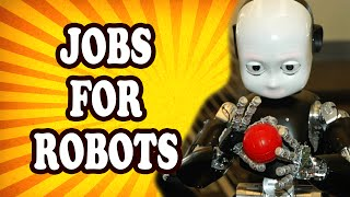 Top 10 Robots That Will Make Our Jobs Obsolete — TopTenzNet