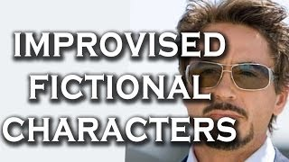 Top 10 Fictional Characters That Were Almost Totally Improvised