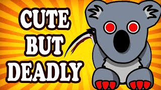 Top 10 Cute, But Deadly Animals — TopTenzNet