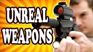 Top 10 Horrifyingly Dangerous Weapons — TopTenzNet