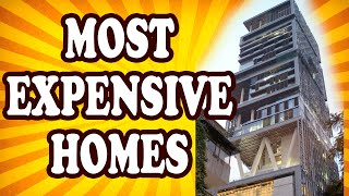 Top 10 Insanely Luxurious Mansions — TopTenzNet