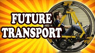 Top 10 Amazing Vehicles of the Future — TopTenzNet