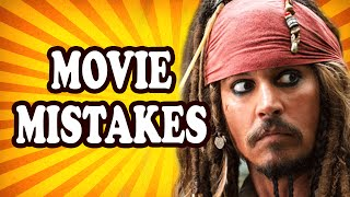 Top 10 Movie Mistakes — TopTenzNet