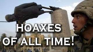 Top 10 Hoaxes of All Time