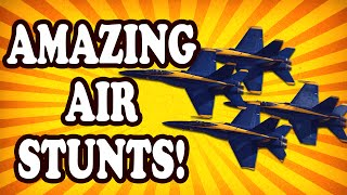 Top 10 Amazing Air Stunts that Saved Lives — TopTenzNet