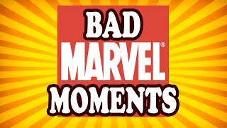 Top 10 Worst Moments in Marvel Comics