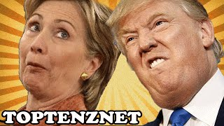 Top 10 Hilariously Dumb Things Said by Presidential Candidates — TopTenzNet
