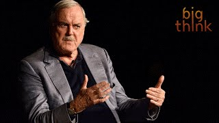John Cleese: You Should — No, You Must — Steal Your Way to Success