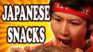 Top 10 Weirdest Japanese Snacks and Drinks — TopTenzNet