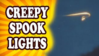 Top 10 Potentially Paranormal Examples of Spook Light Phenomenon — TopTenzNet