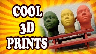 Top 10 Amazing Things People Have Made with 3D Printers
