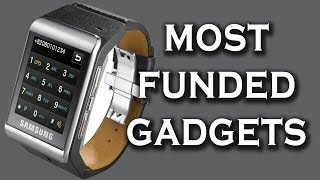 Top 10 Pieces of Technology 2013 Crowdfunded to Success