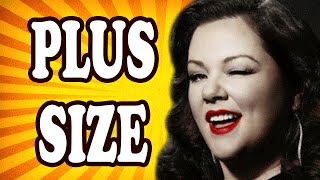 Top 10 Amazing and Successful Plus Size Actresses — TopTenzNet