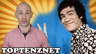 Top 10 Bruce Lee Moments in Film — TopTenzNet
