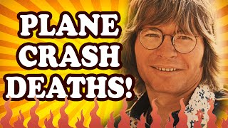 Top 10 Famous People Who Died In An Airplane Crash