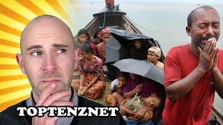 Top 10 Asylum Seeking Groups Sent Back To Their Fates — TopTenzNet
