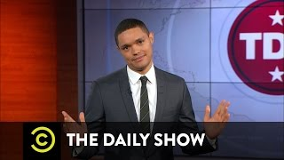 The Daily Show - 2/24/16 in :60 Seconds