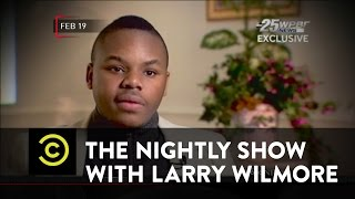 The Nightly Show - 2/25/16 in :60 Seconds