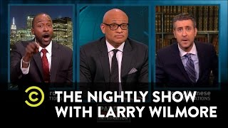 The Nightly Show - 3/3/16 in :60 Seconds