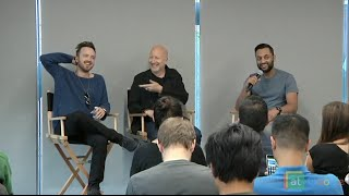 "Aaron Paul & John Hillcoat: ""Triple 9"" 