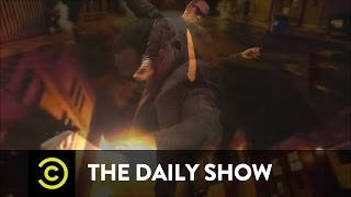 The Daily Show - 3/7/16 in :60 Seconds