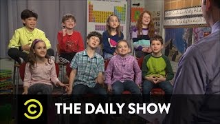 The Daily Show - 3/8/16 in :60 Seconds
