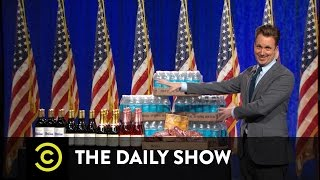 The Daily Show - Recap - Week of 3/7/16