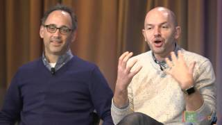 Paul Scheer, David Wain, Jonathan Stern | Talks at Google