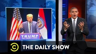 The Daily Show - Donald Trump's Political Fight Club